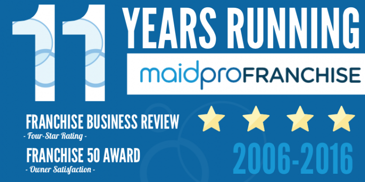 11 Years Running for Best Franchise Review